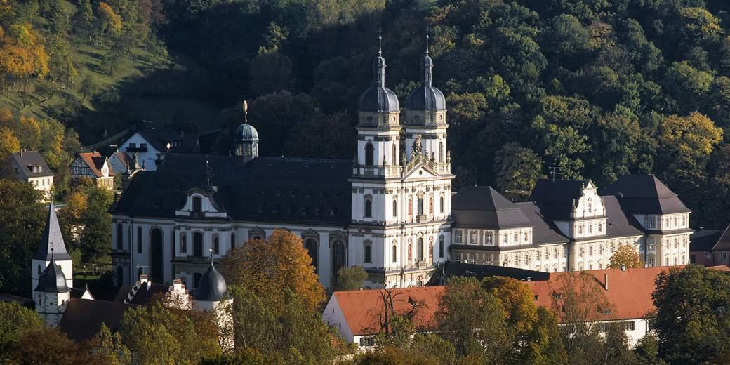 Kloster Schöntal; Foto: Staatliche Schlösser und Gärten Baden-Württemberg, Jürgen Besserer
