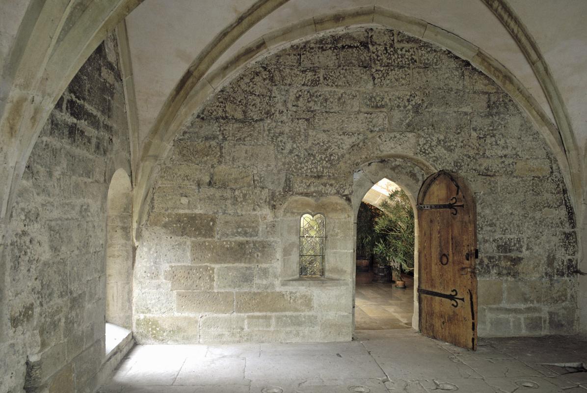 Das Obergeschoss des Kalefaktoriums in Kloster Maulbronn; Foto: Staatliche Schlösser und Gärten Baden-Württemberg, Steffen Hauswirth