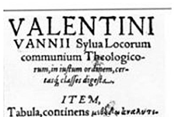 Valentin Vannius