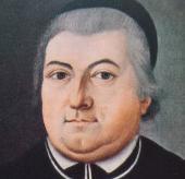 Bildnis Bernhard Buchingers, Zuordnung unsicher; Foto: Biographia Cisterciensis