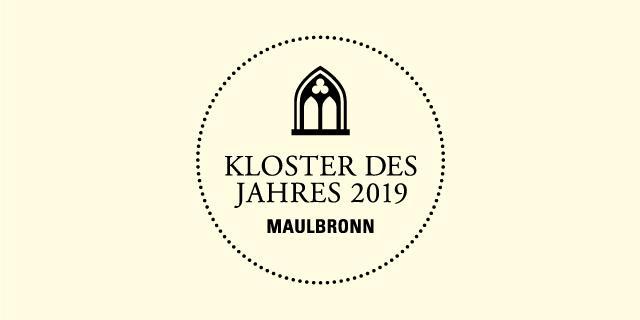 Kloster des Jahres 2019; Motiv der STaatlichen Schlösser und Gärten Baden-Württemberg, Illustration: JUNG:Kommunikation GmbH