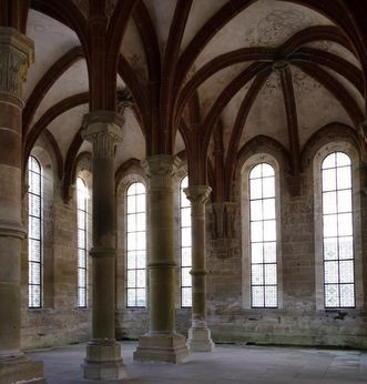 Maulbronn Monastery, Monks' Refectory