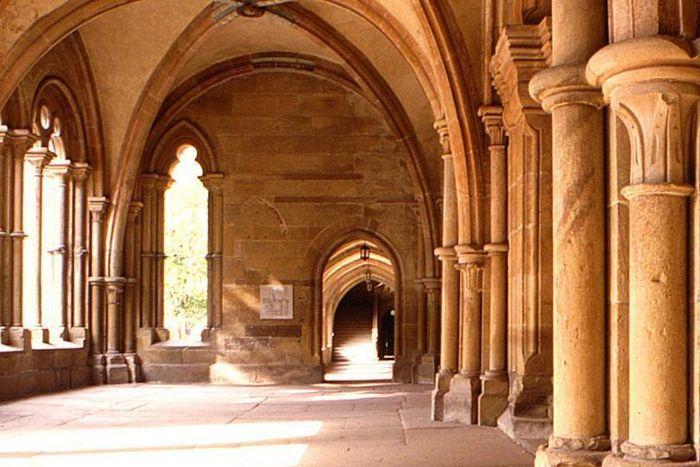 Paradis du monastère de Maulbronn