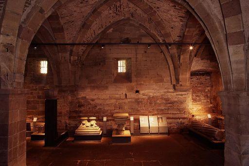 Cellarium des Klosters Maulbronn