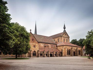 Kloster Maulbronn von außen