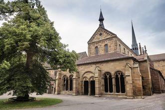 The narthex at Maulbronn Monastery
