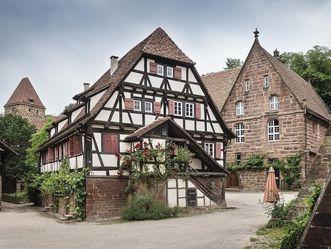 Kloster Maulbronn, Wirtschaftsgebäude