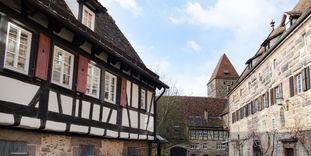 Kloster Maulbronn, Wohnung des Pfistermeisters