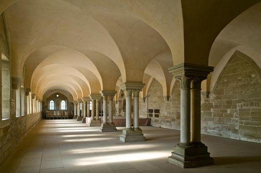 Das Laienrefektorium von Kloster Maulbronn; Foto: Regierungspräsidium Stuttgart, Landesamt für Denkmalpflege, Bernd Hausner.