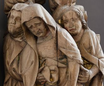 Figures on the high altar at Maulbronn Monastery. Image: Staatsanzeiger für Baden-Württemberg, Julia Haseloff