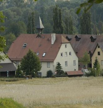 Ferme ElfingerHof près du monastère de Maulbronn; crédit photo: Staatliche Schlösser und Gärten Baden-Württemberg, WernerHiller-König