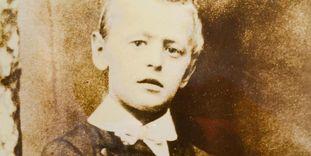 Jugendaufnahme Hermann Hesses