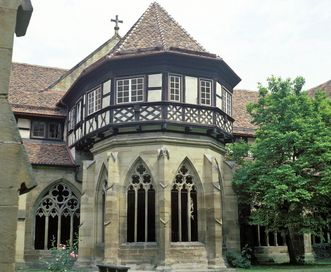 Maulbronn Monastery, Fountain House; photo: Landesmedienzentrum Baden-Württemberg, copyright unknown