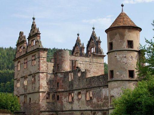 Kloster Hirsau, Jagdschloss bei Tag