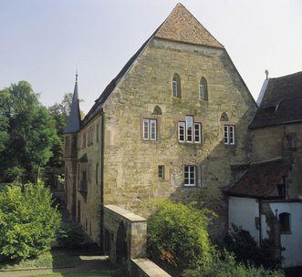 Ephorat des Klosters Maulbronn; Foto: Staatliche Schlösser und Gärten Baden-Württemberg, Steffen Hauswirth