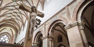 Kruzifix in der Klosterkirche Maulbronn